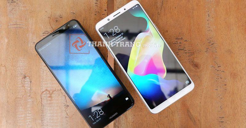 Thay kính Huawei nova 3i