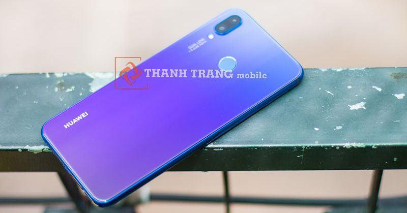 dịch vụ thay kính Huawei nova 3i