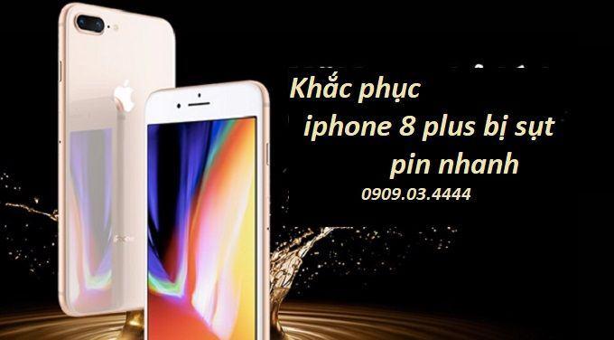 iphone  plus bi sut pin nhanh
