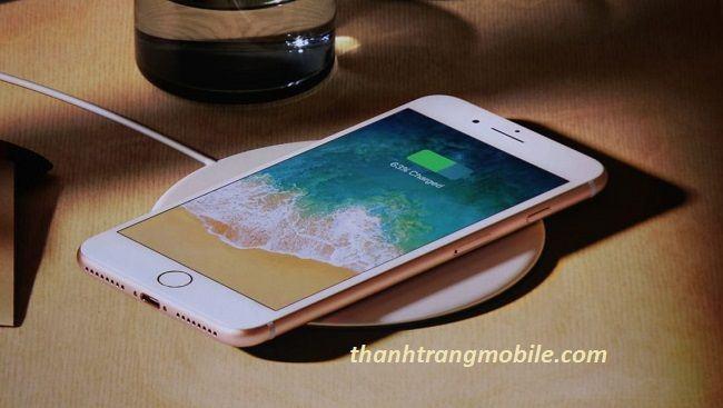 sửa iphone 8 plus bị sụt pin nhanh