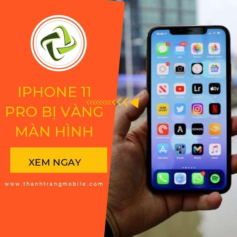 sua-iphone-11-pro-max-bi-vang-man-hinh