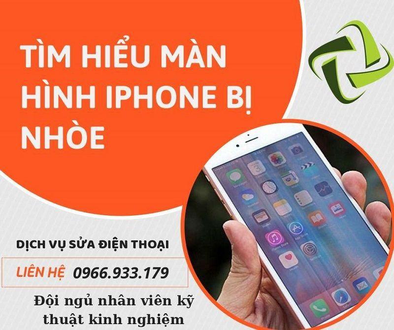 tim-hieu-man-hinh-iphone-bi-nhoe-mau