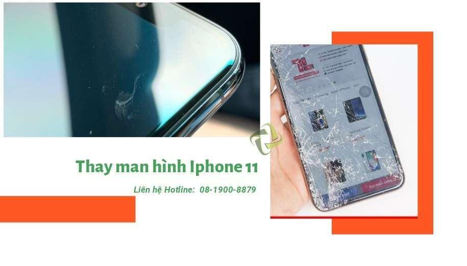 thay man hinh iphone  uy tin