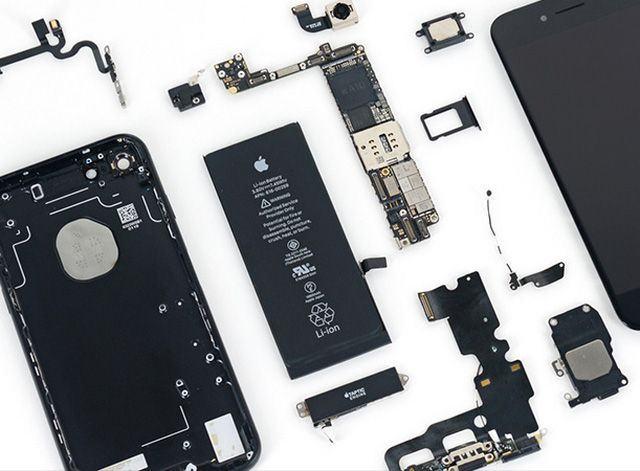 iphone không bị chai pin