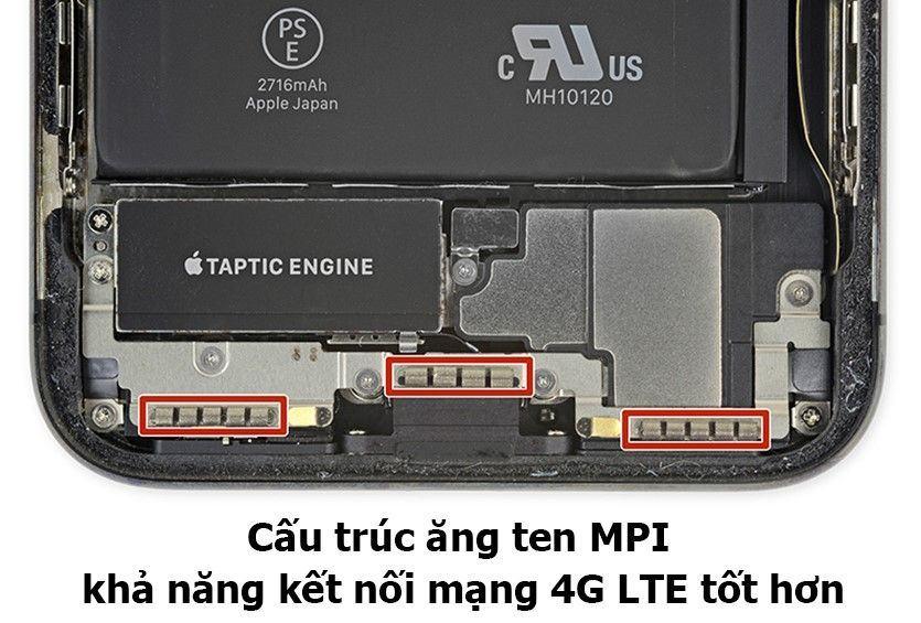 Sửa mất sóng iPhone 12