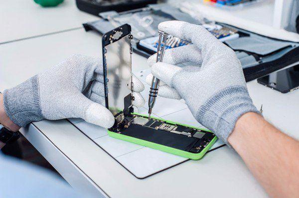 Học sửa chữa điện thoại