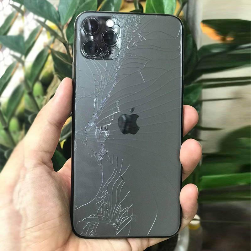 Nắp Lưng iPhone 11 Pro Max bị hư hỏng