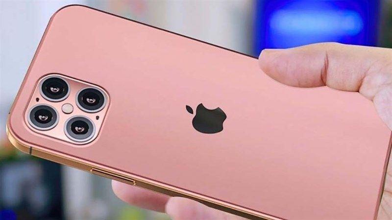 Thay kính sau iPhone 12