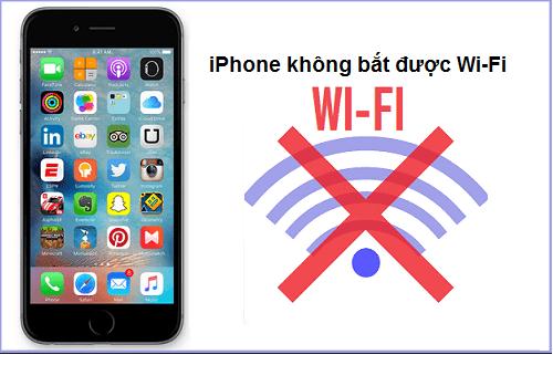 Sửa Wifi iPhone XS