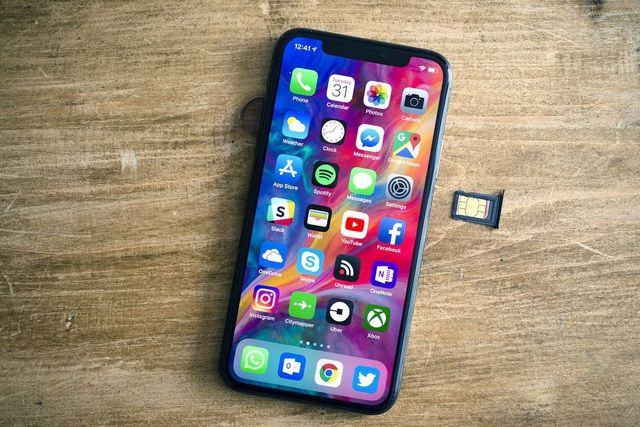 Sửa Mất Sóng iPhone 11 Pro