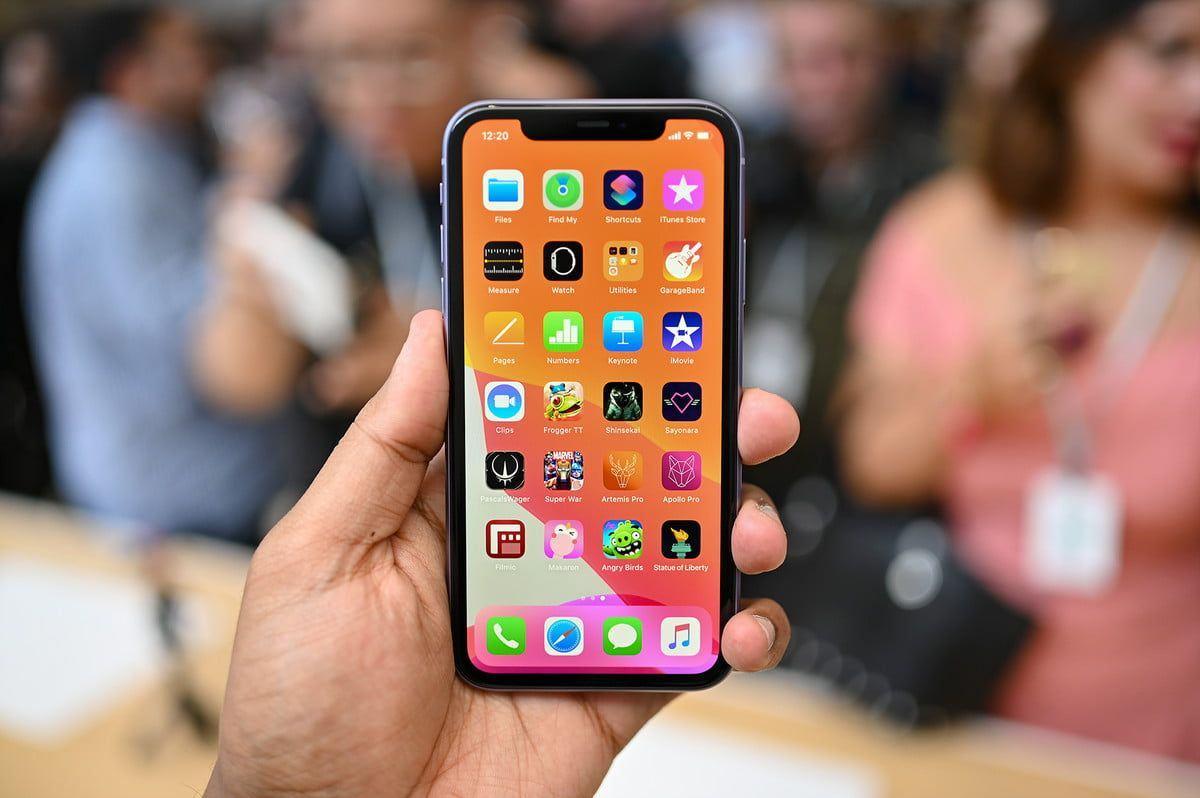 Thay Màn Hình Zin iPhone 11 Pro