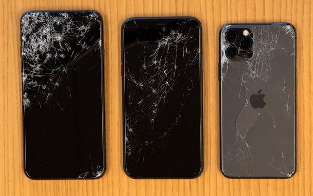 Ép Kính iPhone 11 Pro