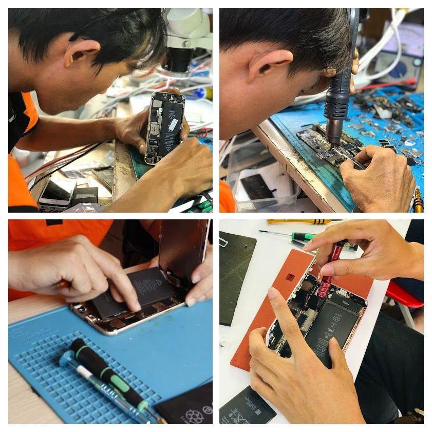 sửa hư cảm ứng iPhone 12 Mini