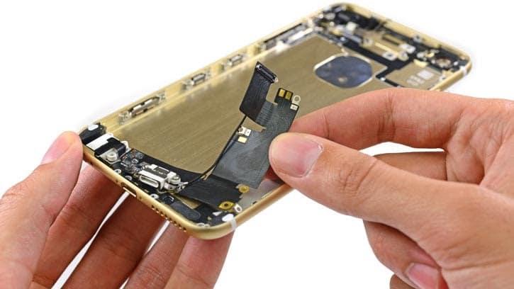 Thay Chân Sạc iPhone 11 Pro Max
