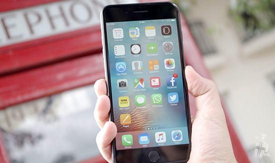 iPhone 7 Plus bị hư Cảm Ứng