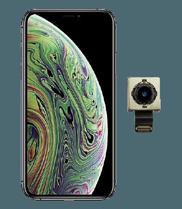 Thay camera truoc iPhone XS Max