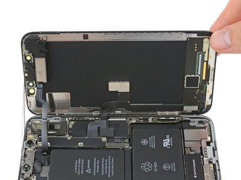 Sửa iPhone XS Lỗi Loạn Cảm Ứng