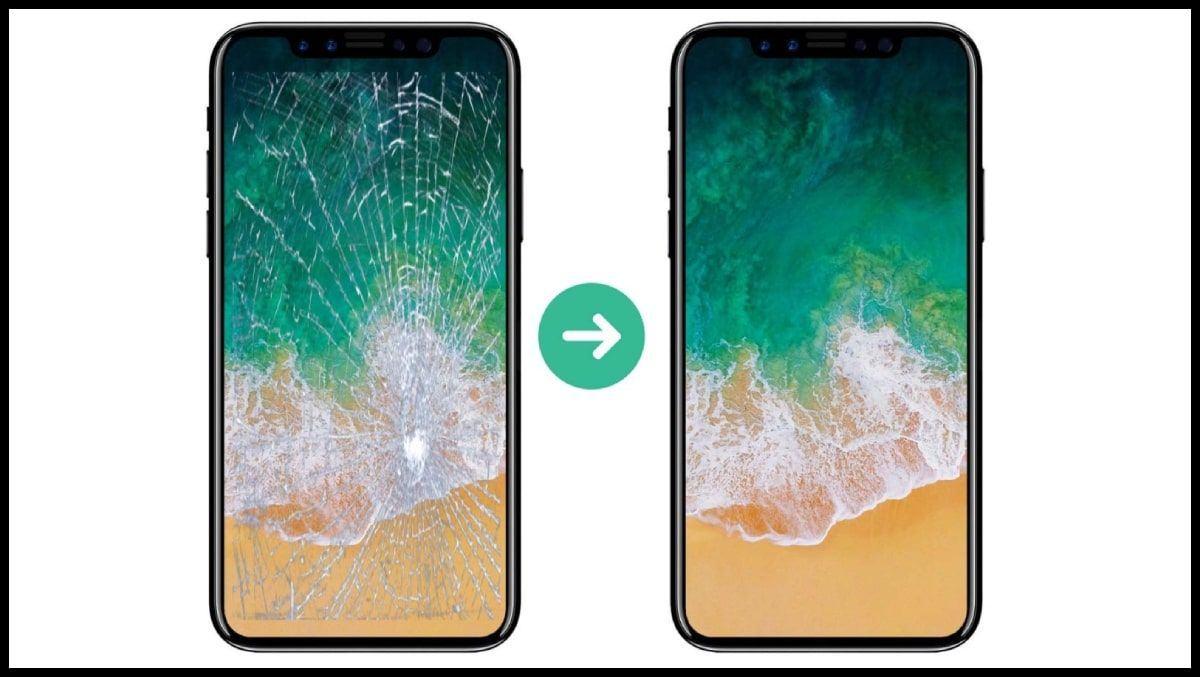 Thay Cảm Ứng iPhone XS