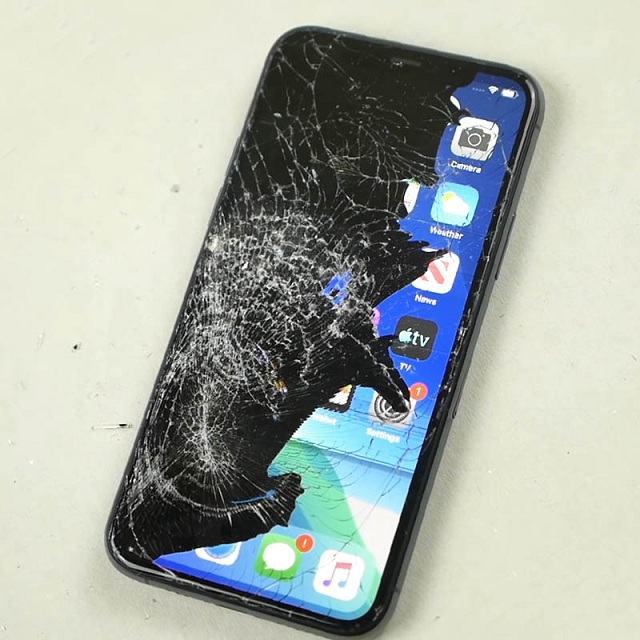 Màn Hình iPhone 11 Pro Max bị hư hỏng