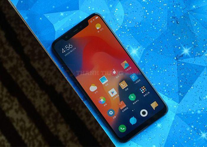 Thiết kế của Xiaomi mi8