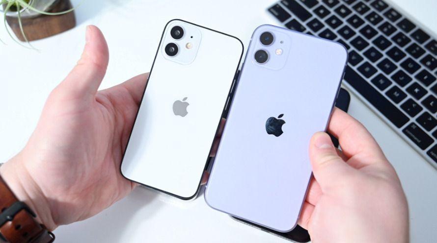 Nắp Lưng iPhone 12 Mini