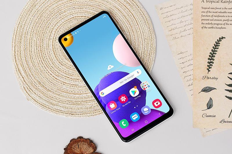 Thay Màn Hình Samsung A21s