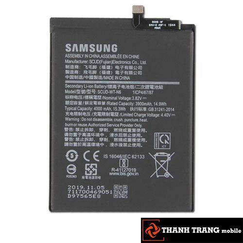 thay pin Samsung Galaxy A10s