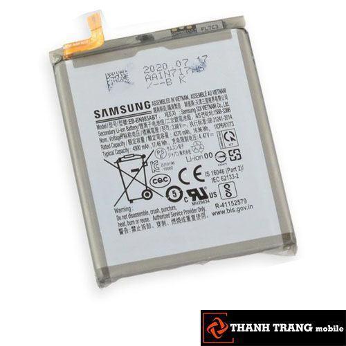 thay pin Samsung Note 20