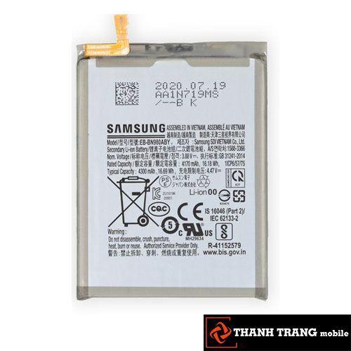 Pin Samsung Note  Ultra