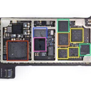 ic am thanh ipad mini