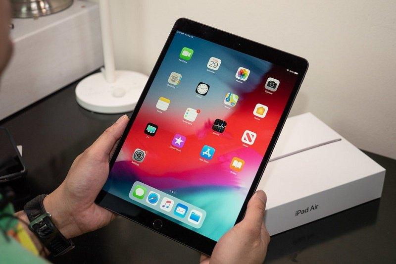 thay camera iPad Air 3