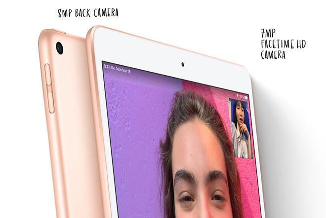 thay camera trước iPad 10.2 inch (Gen 7)