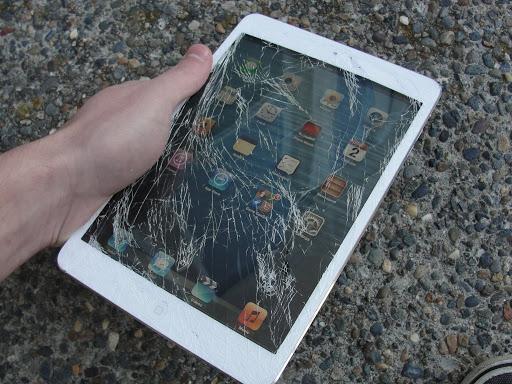 thay kính iPad Air 2