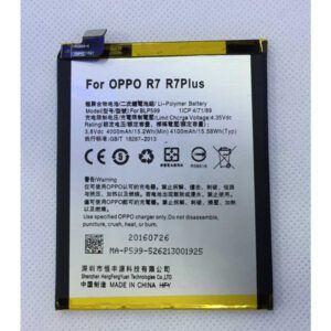 Pin Oppo R Plus