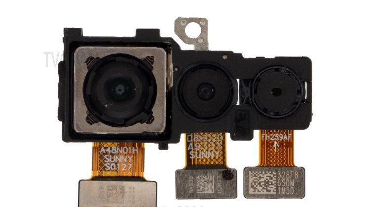 Thay camera sau Huawei P30 Lite