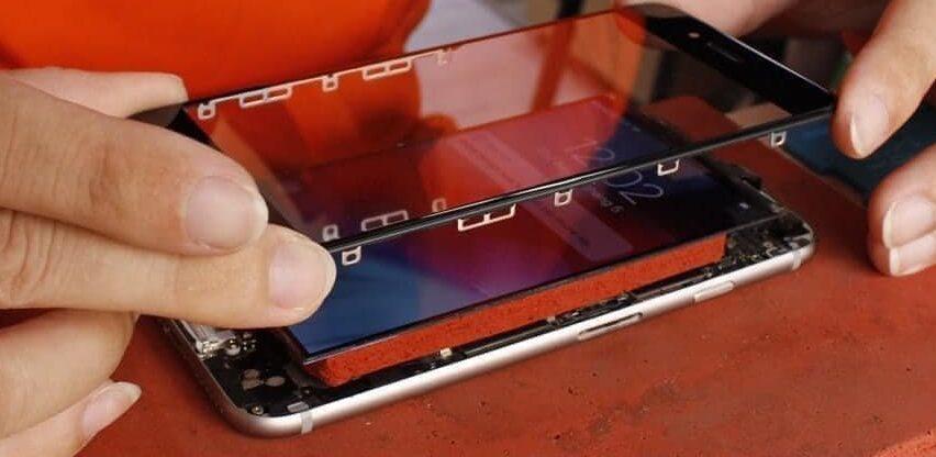 Ép kính Huawei P30 Pro