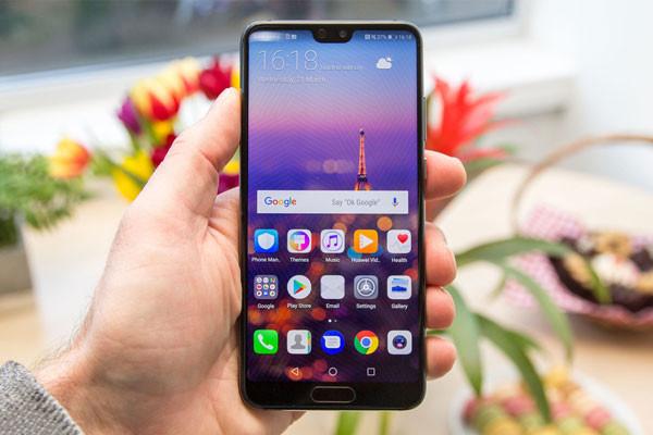 Ép kính Huawei P20 Plus
