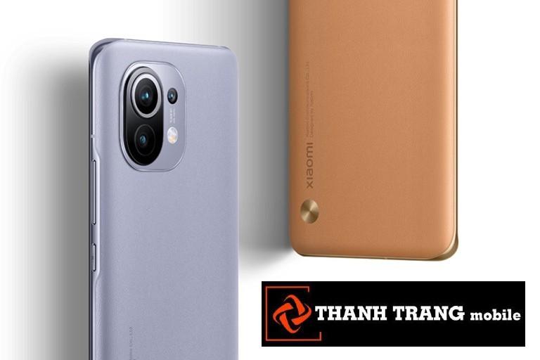 Công nghệ trên Xiaomi 11