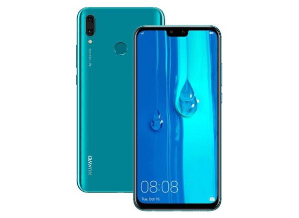 Thay Nắp Lưng Huawei Y9 ( 2019 )