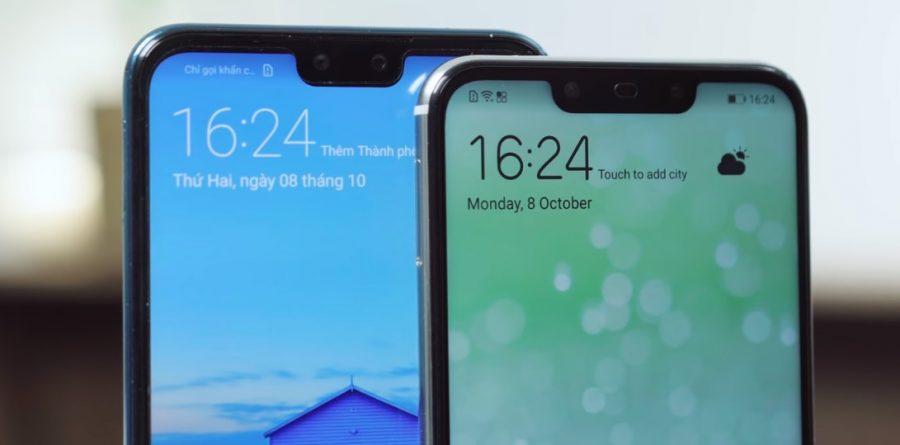 Thay Camera Trước Huawei Y9 ( 2019 )