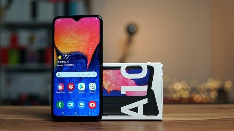 Samsung Galaxy A10 - Thanh Trang Mobile