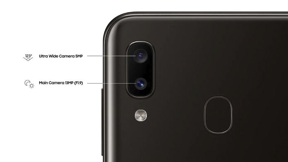 Samsung Galaxy A20 - Thanh Trang Mobile