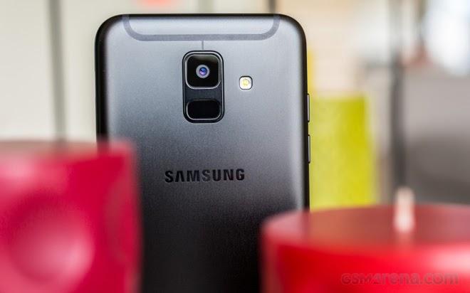 Camera Samsung Galaxy A6 (2018)