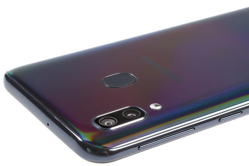 Cụm Camera kép Samsung Galaxy A40