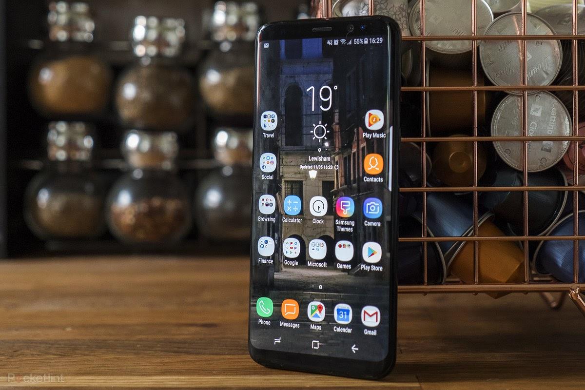 Cấu hình mượt và hiệu năng mạnh trên Samsung Galaxy S8