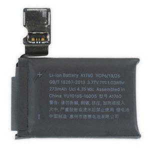 Thay pin Apple Watch Series 2 chính hãng tại Thanh Trang Mobile