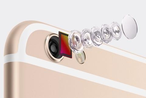 thay kính camera iPhone