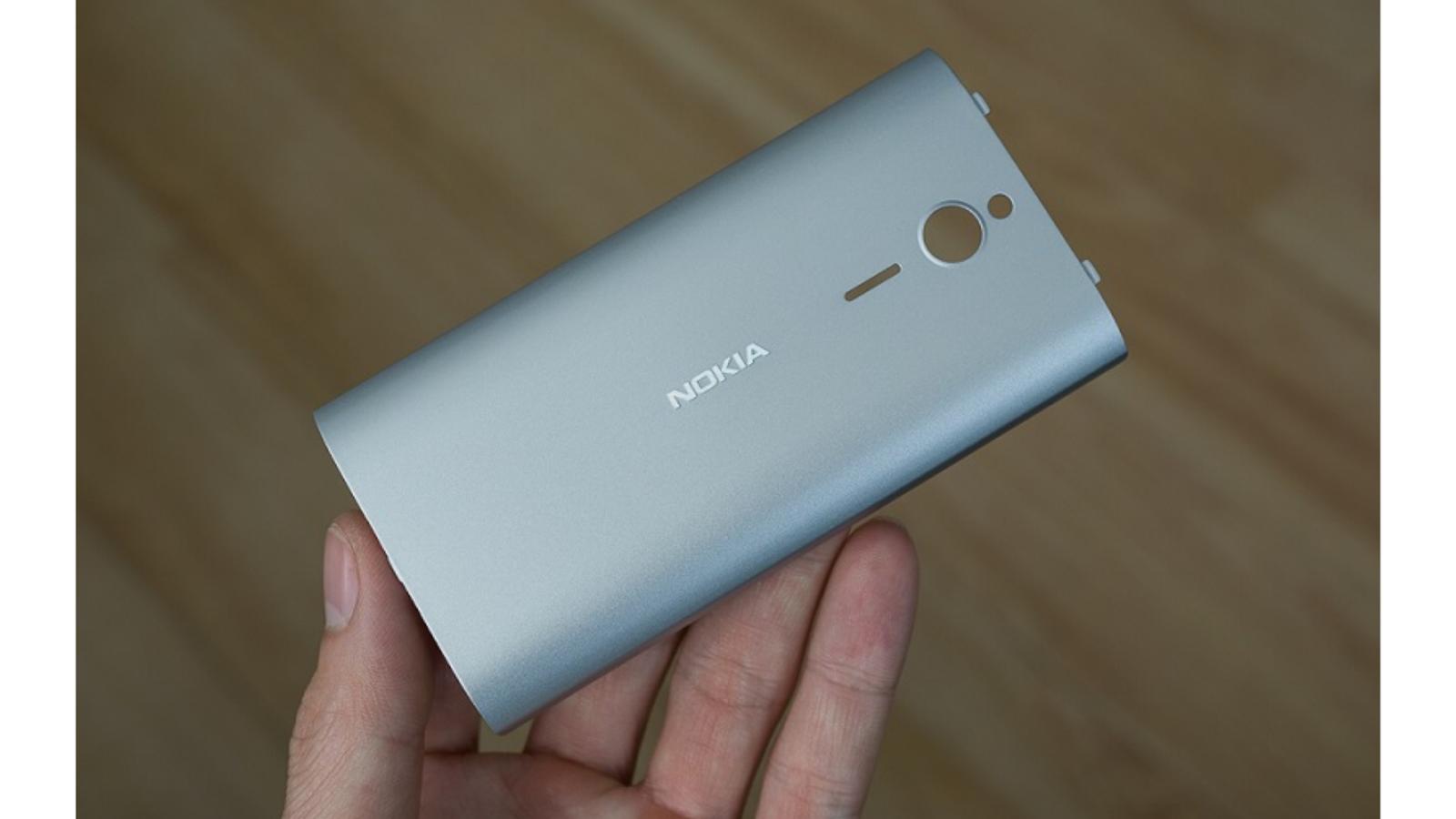 Thay vỏ Nokia