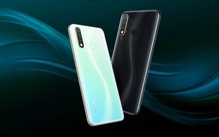 Thiết kế hiện đại, tinh tế của Vivo Y19 - Thanh Trang Mobile