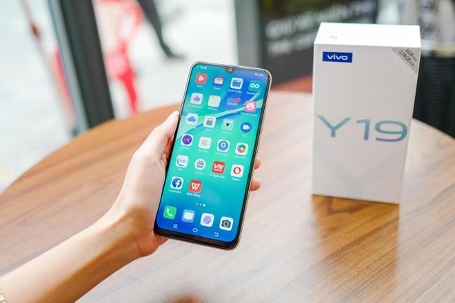 Vivo Y19 - Thanh Trang Mobile